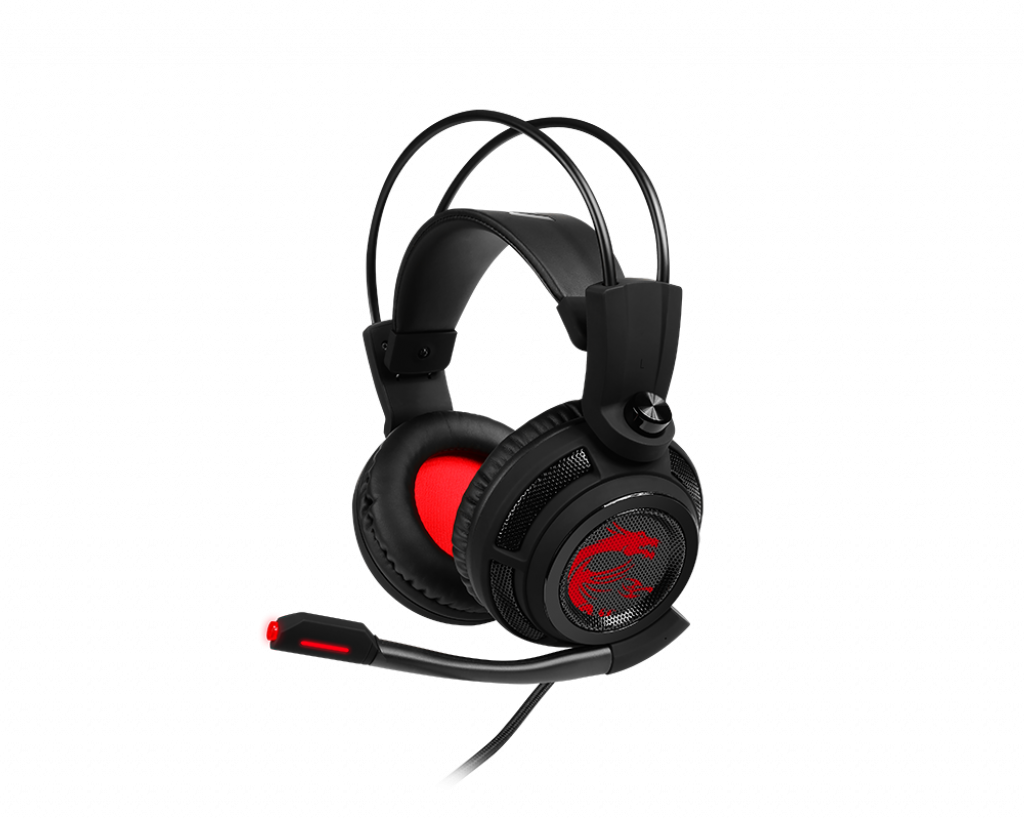 Headphones MSI DS502 GAMING Headset