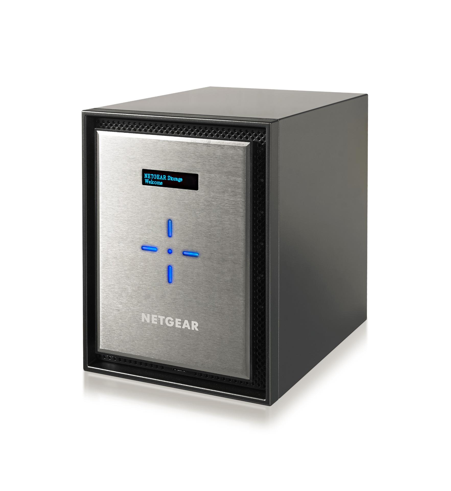 ReadyNAS 626X Ethernet LAN Mini Tower