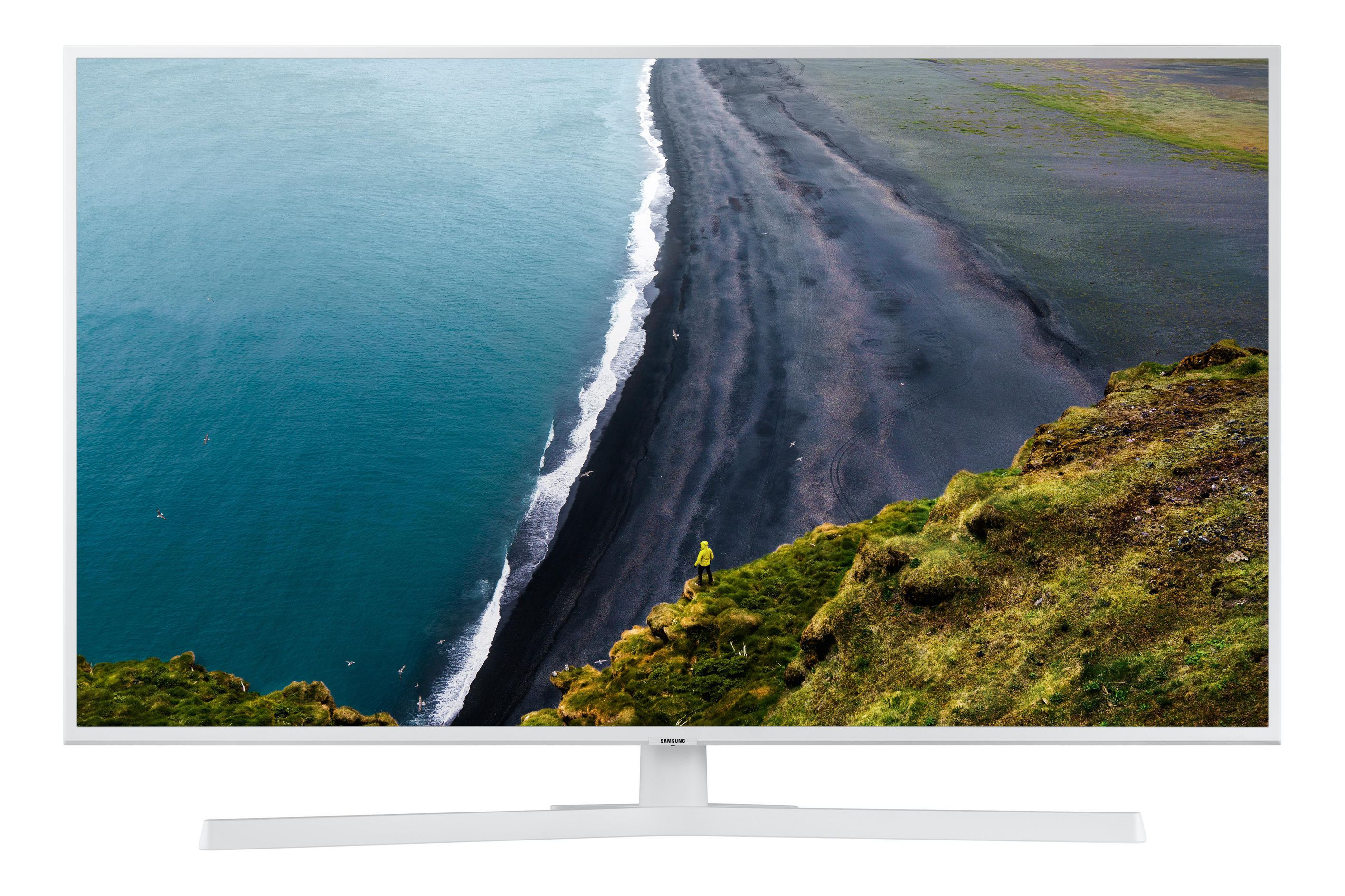 50in RU7410 Smart 4K UHD LED TV White