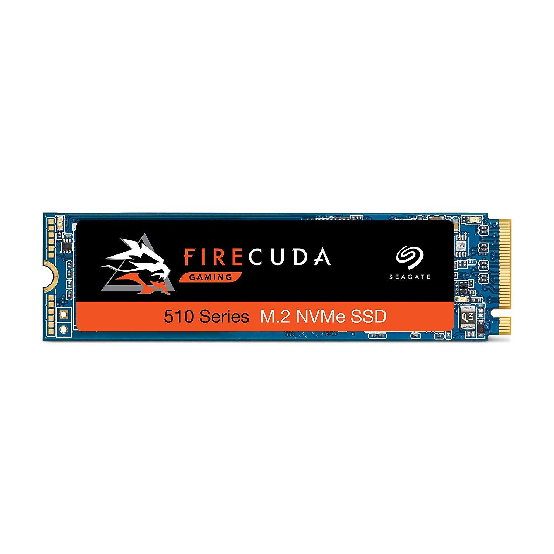2TB FireCuda 510 PCIe NVMe Int SSD