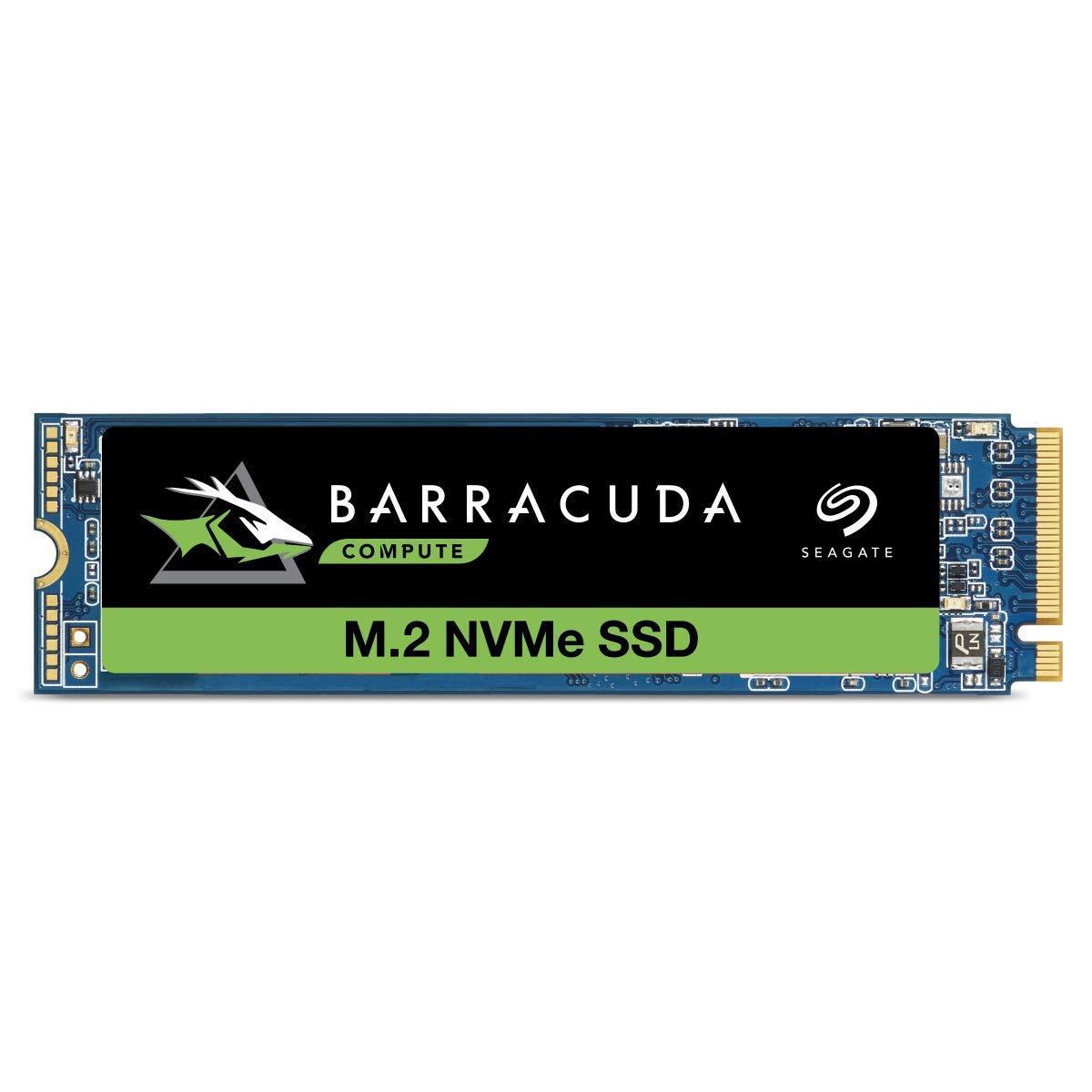 512GB BarraCuda 510 PCIe NVMe Int SSD