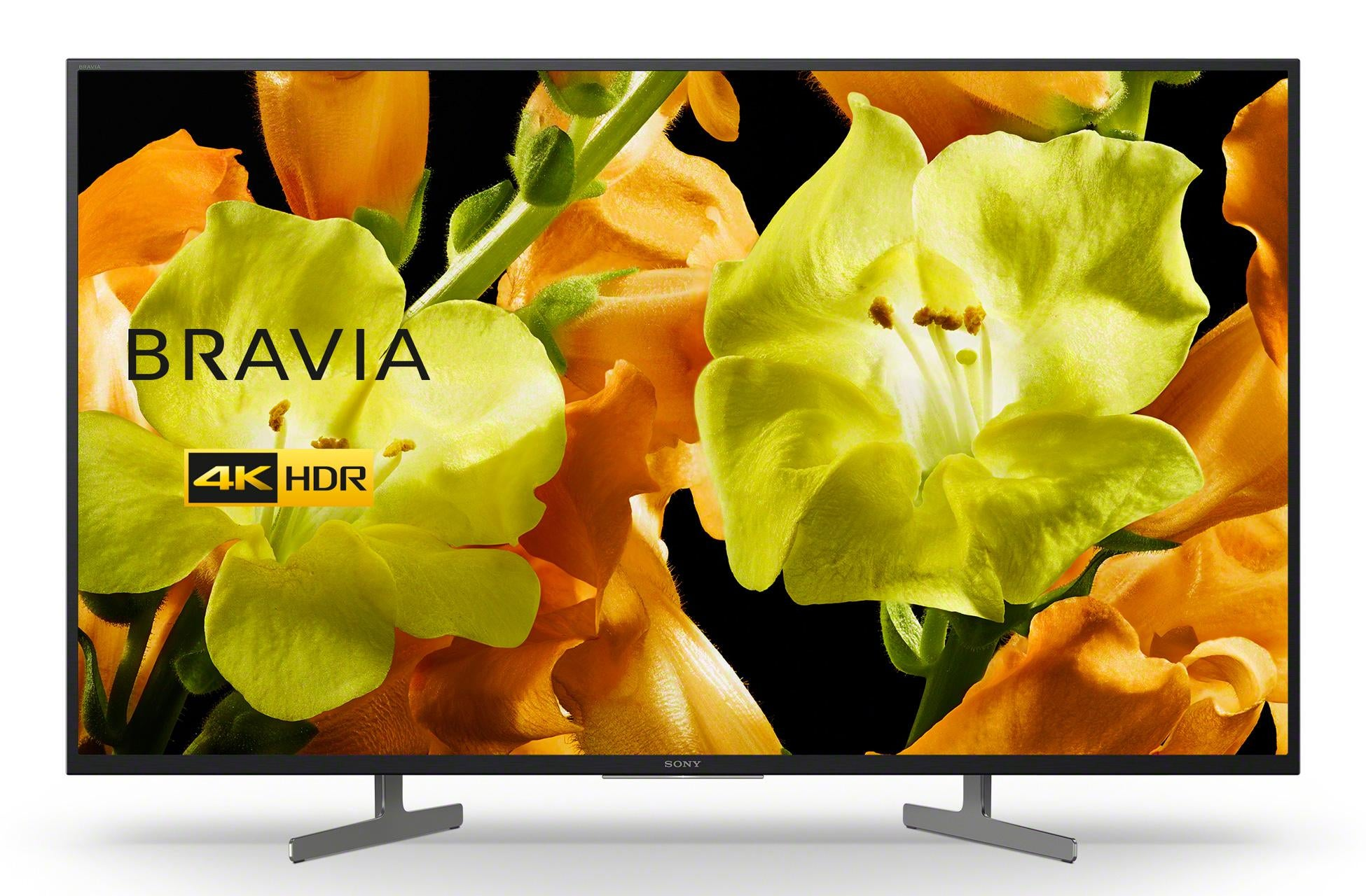 Televisions & Recorders Sony XG81 55in 4K UHD HDR Smart LED TV