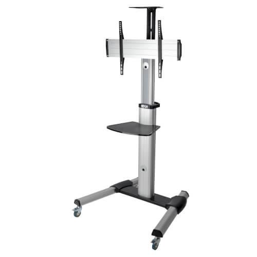 32 to 70in TV Monitor Mobile Cart Stand