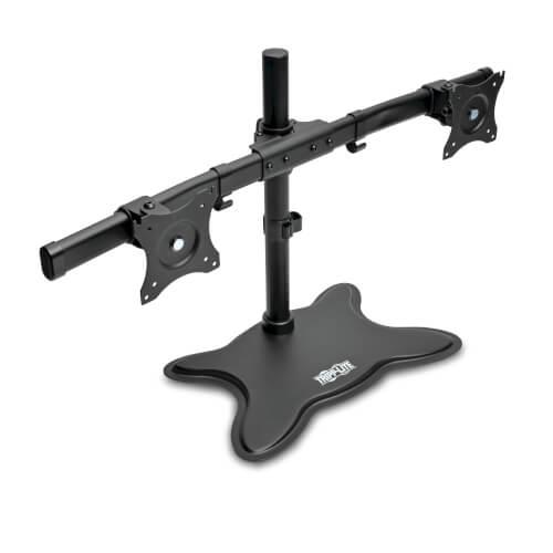 DualMonitor Desktop Mount for 13 to 27in