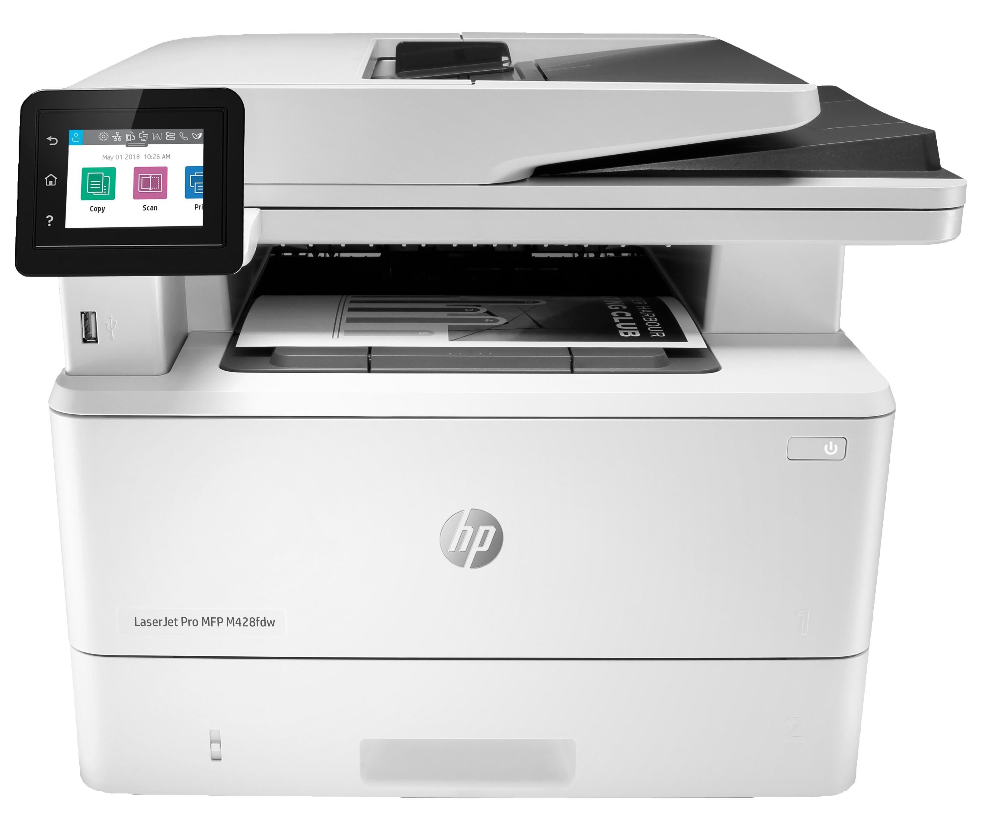 LaserJet Pro M428fdw Printer