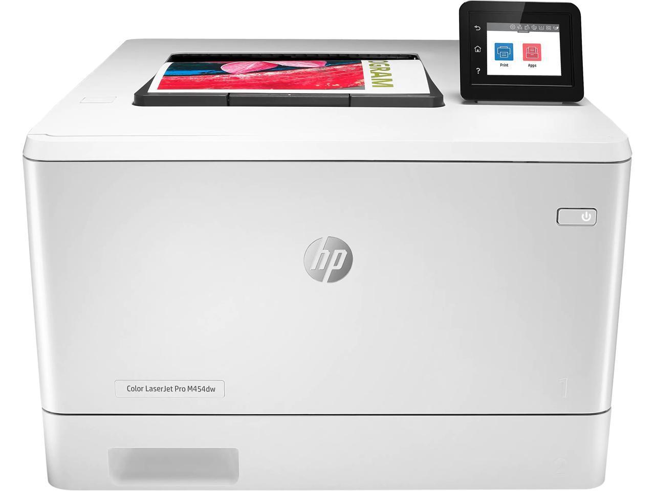 LaserJet Pro M454dw Printer