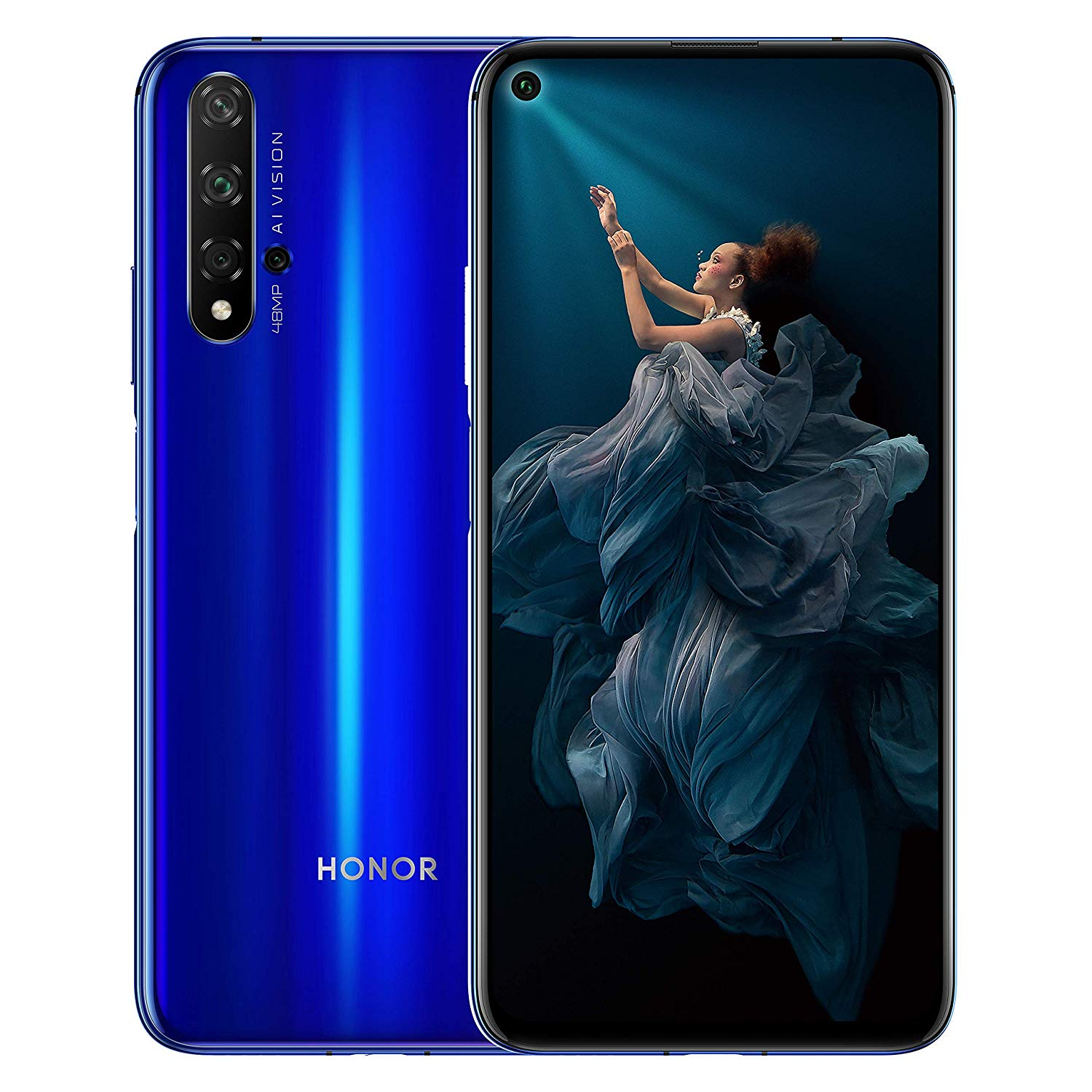 Honor 20 Blue 6GB 128GB Mobile Phone