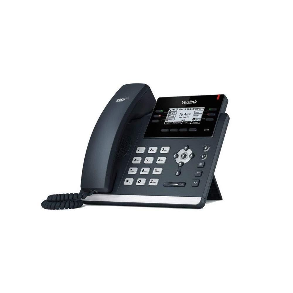 Yealink SIP T41S 6 Line IP LCD Phone