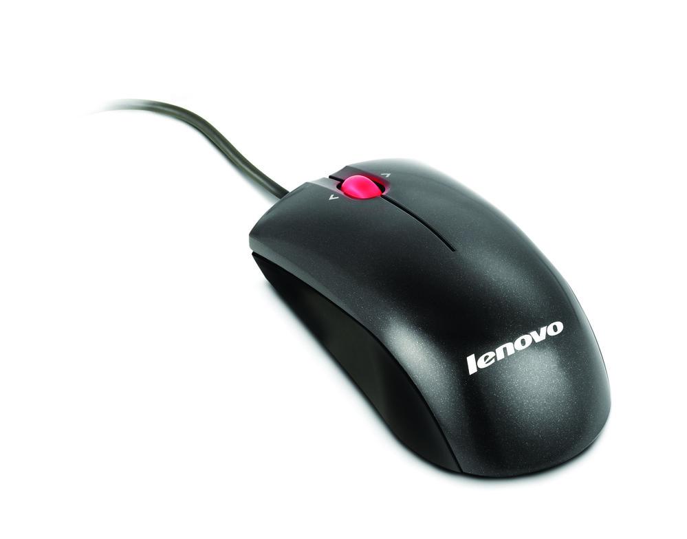 Lenovo USB PS2 2000 DPI Laser Mouse