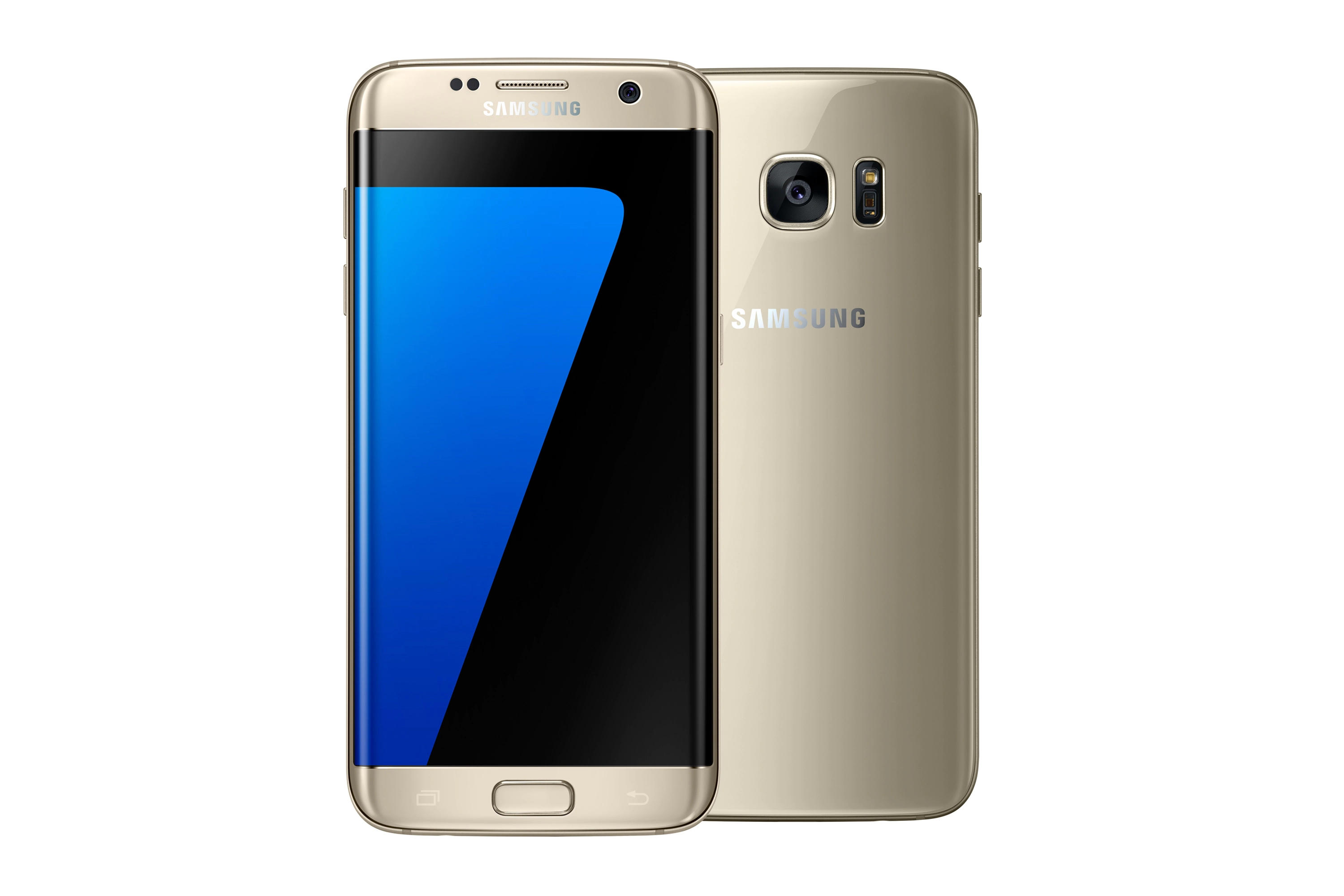 Accessories Samsung S7 Edge 4GB 32GB Gold