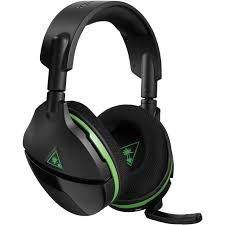 Stealth 600X XB1 Black and Green Headset
