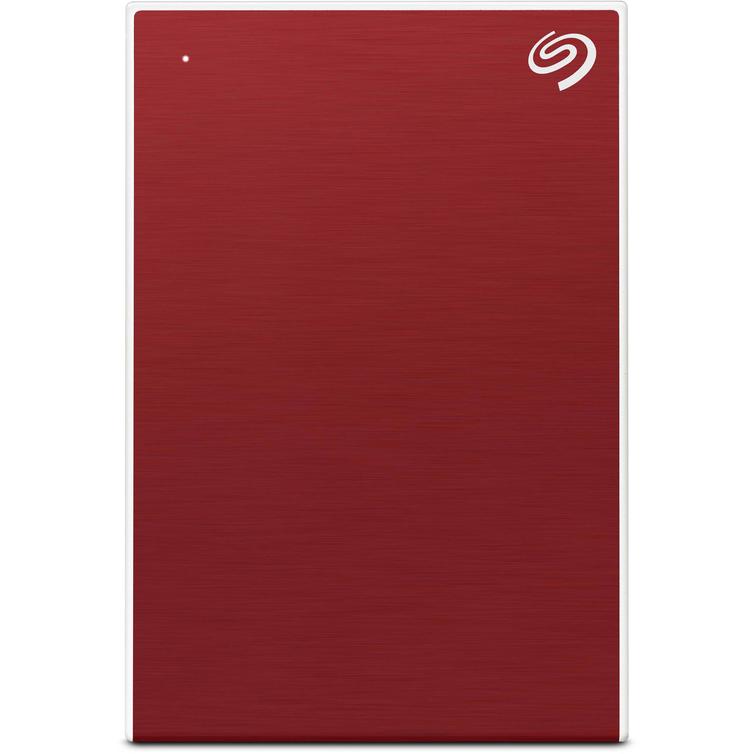 Hard Drives 5TB Seagate Backup Plus USB3 Red Ext HDD