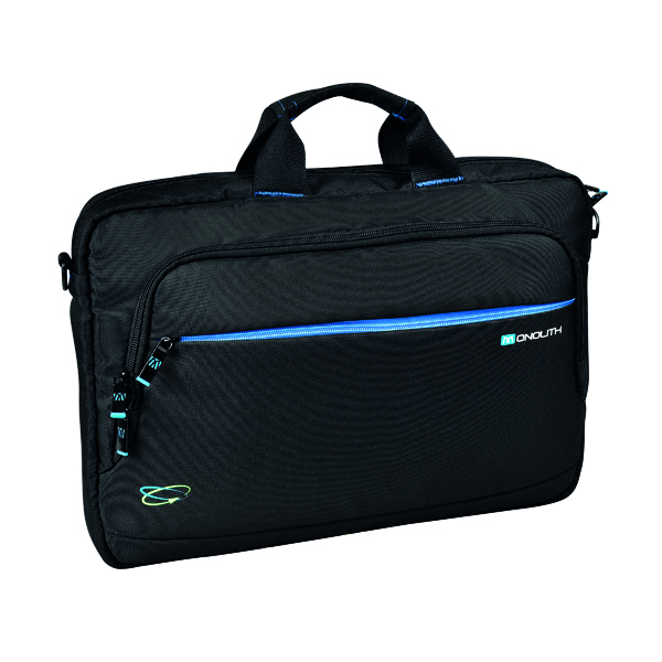 Bags & Cases Monolith Blue Line Laptop Briefcase 15.6in