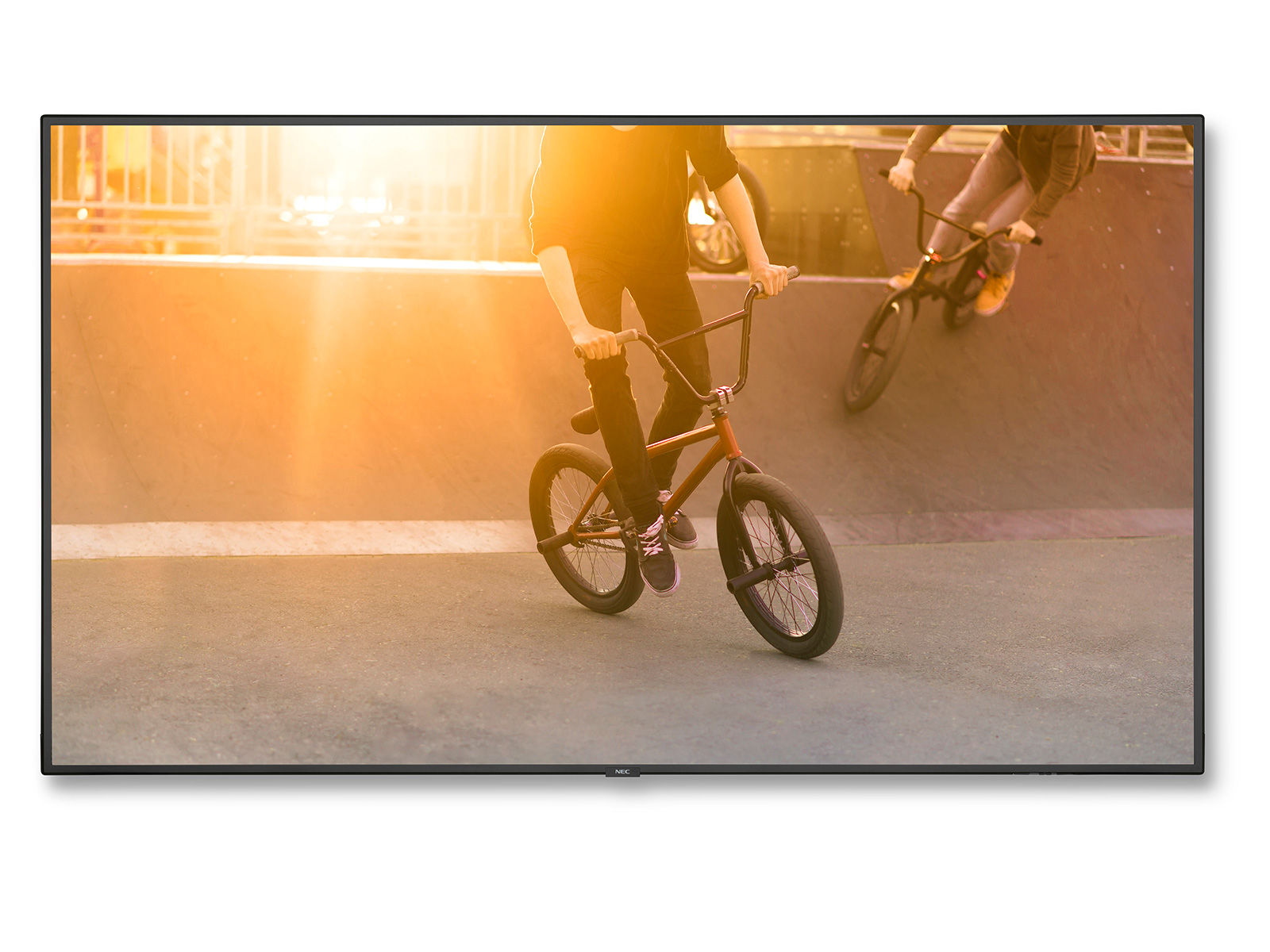 Televisions & Recorders 75in P754Q 4K Digital Signage