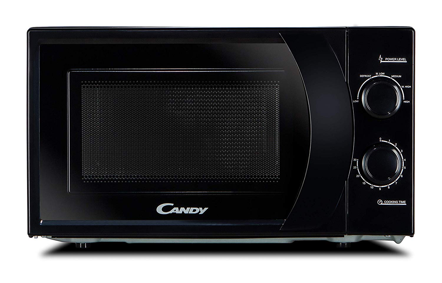 Candy 700W Black Solo Microwave