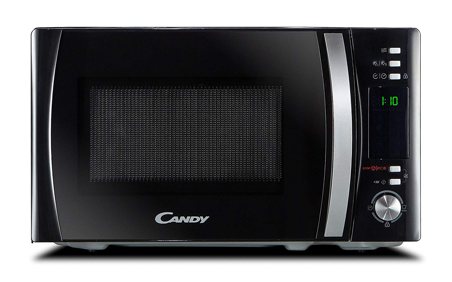 Candy 20L 700W Black Solo Microwave