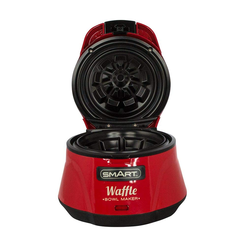 Tea / Coffee / Sugar Storage SMART Waffle Bowl Red