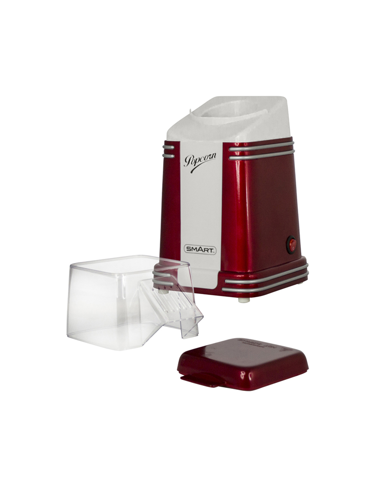 Tea / Coffee / Sugar Storage SMART Retro Mini Hot Air Popcorn Maker