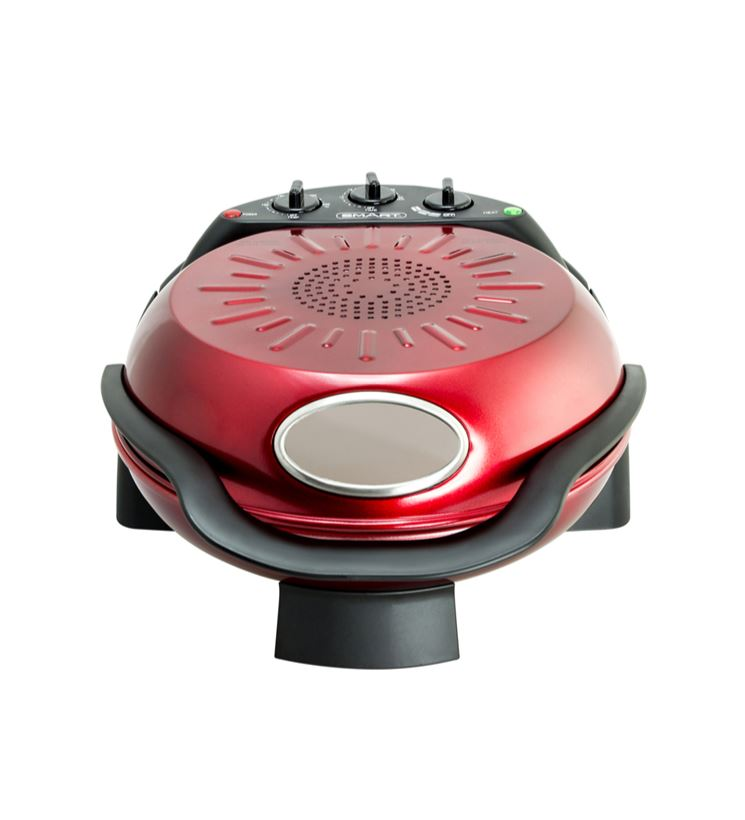 SMART Rotating Stone Grill Pizza Maker