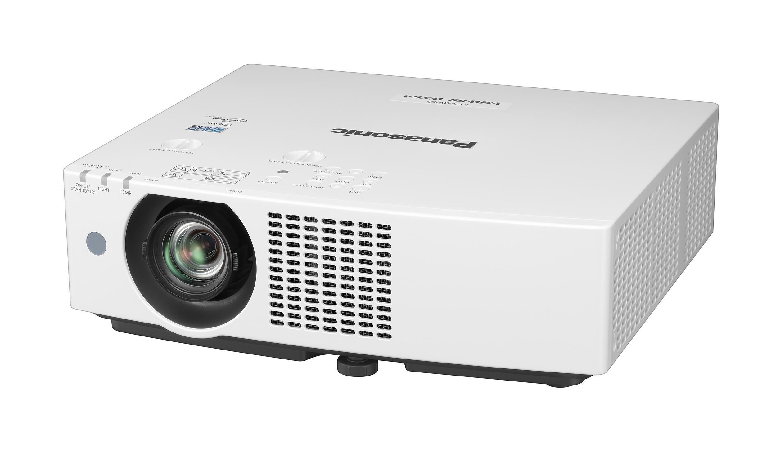 Projectors Laser WXGA LCD 6000 Lumens Projector