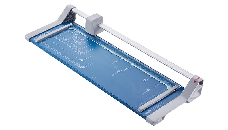 Trimmers Dahle Personal Rolling Trimmer Cutting Length 460mm Blue