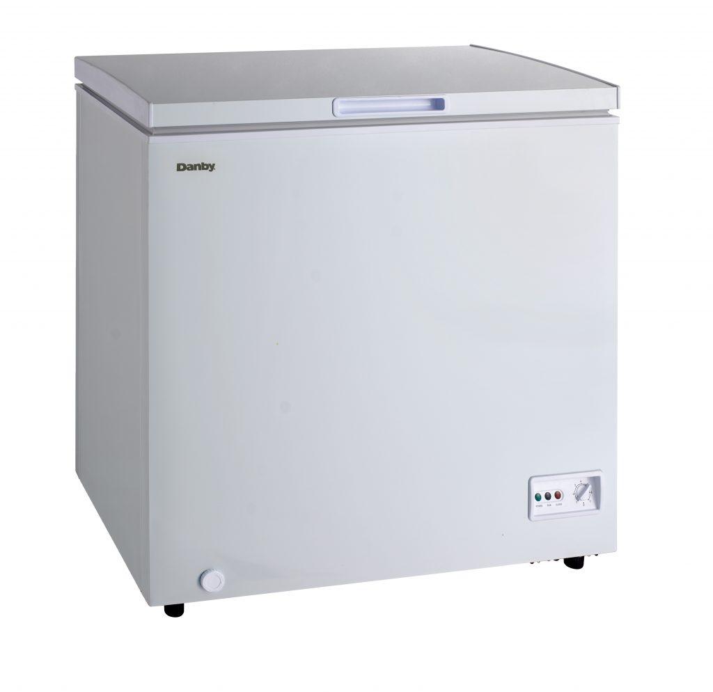 Danby 139L White Compact Chest Freezer