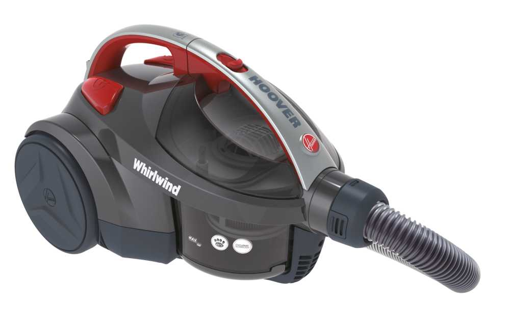 Hoover Whirlwind Cylinder Vacuum Cleaner
