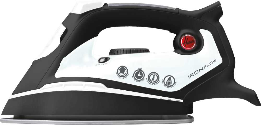 Hoover Ironflow Traditional Iron