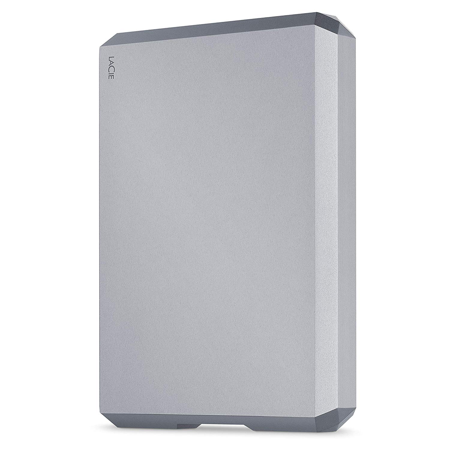 Hard Drives 4TB LaCie USBC Space Grey Mobile Ext HDD