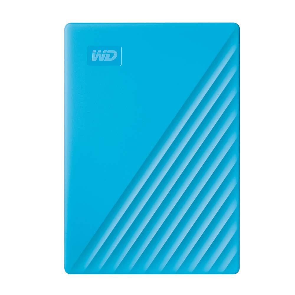 Hard Drives WD 4TB My Passport USB 3.0 Blue Ext HDD