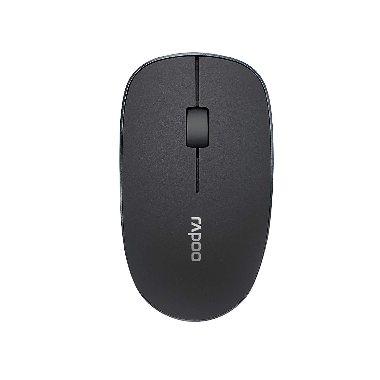 3510 RF 1000 DPI Wireless Grey Mouse