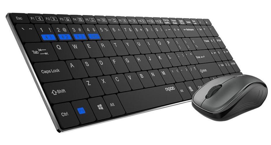 9060M Multimode Ultra Slim Keyboard