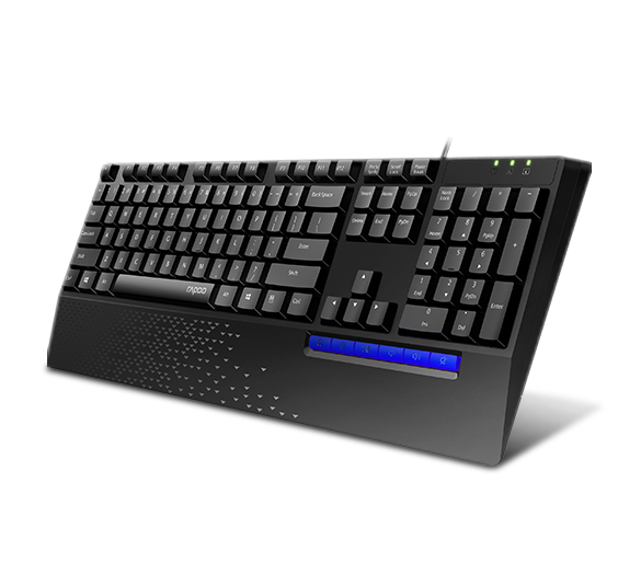 NK2000 Spill Resistant Wired Keyboard