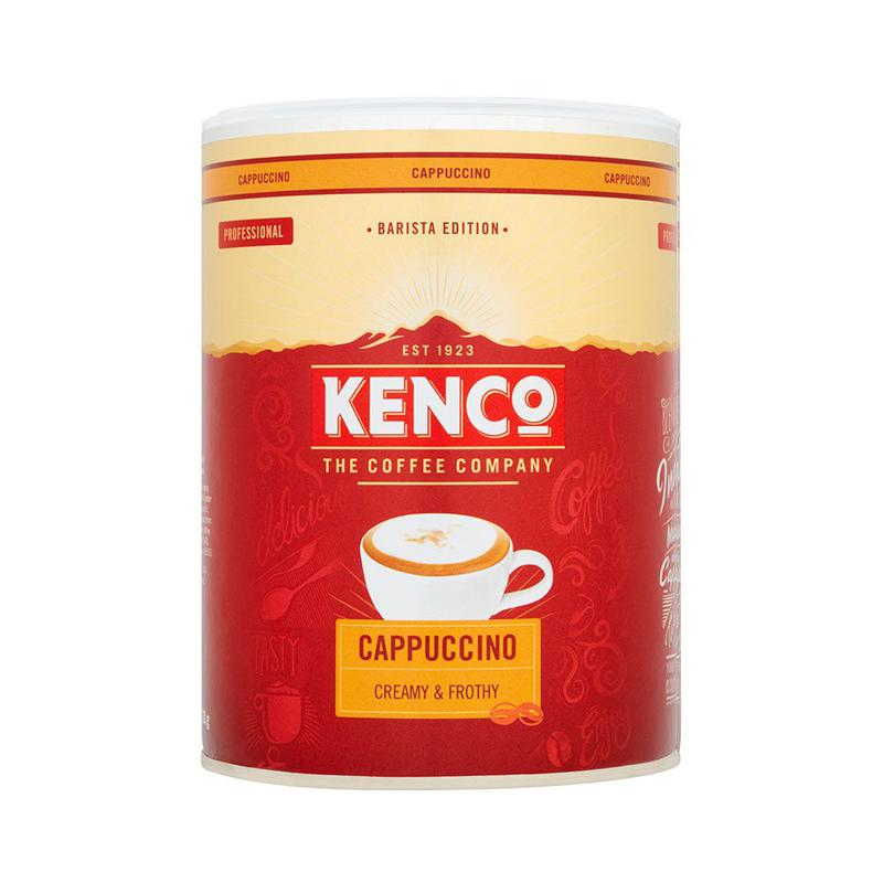 Coffee Kenco Cappuccino Instant Coffee 750g