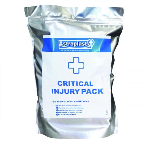 First Aid Kits & Refills Astroplast Critical Injury First Aid Kit
