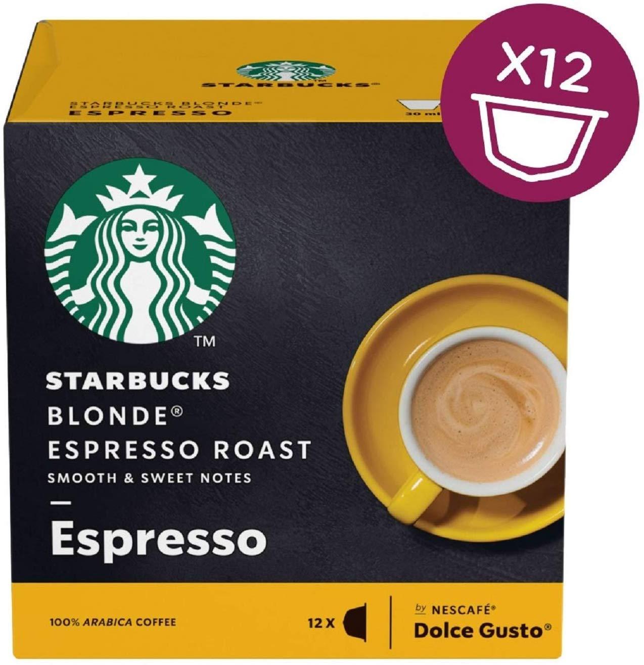 STARBUCKS Espresso Blonde PK3