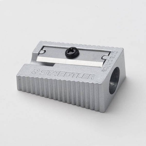 Staedtler Metal Single Sharpener PK20