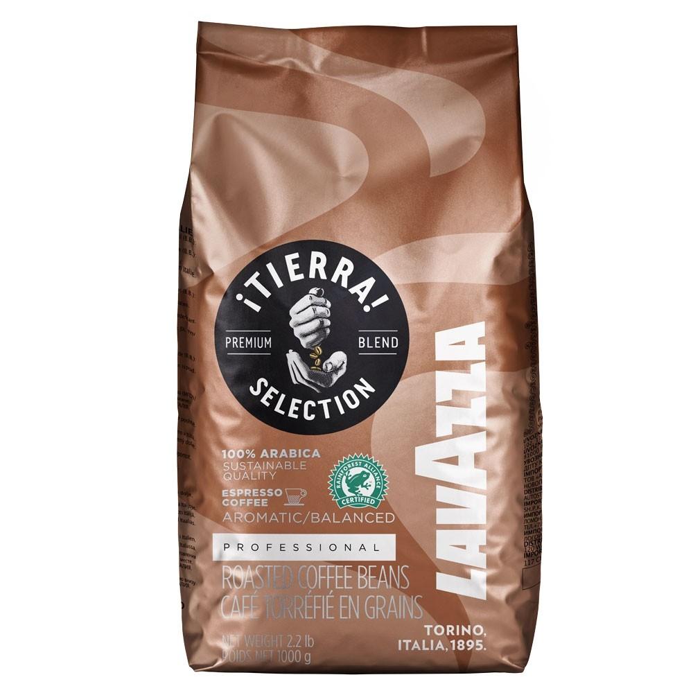 Lavazza Tierra Coffee Beans 1kg