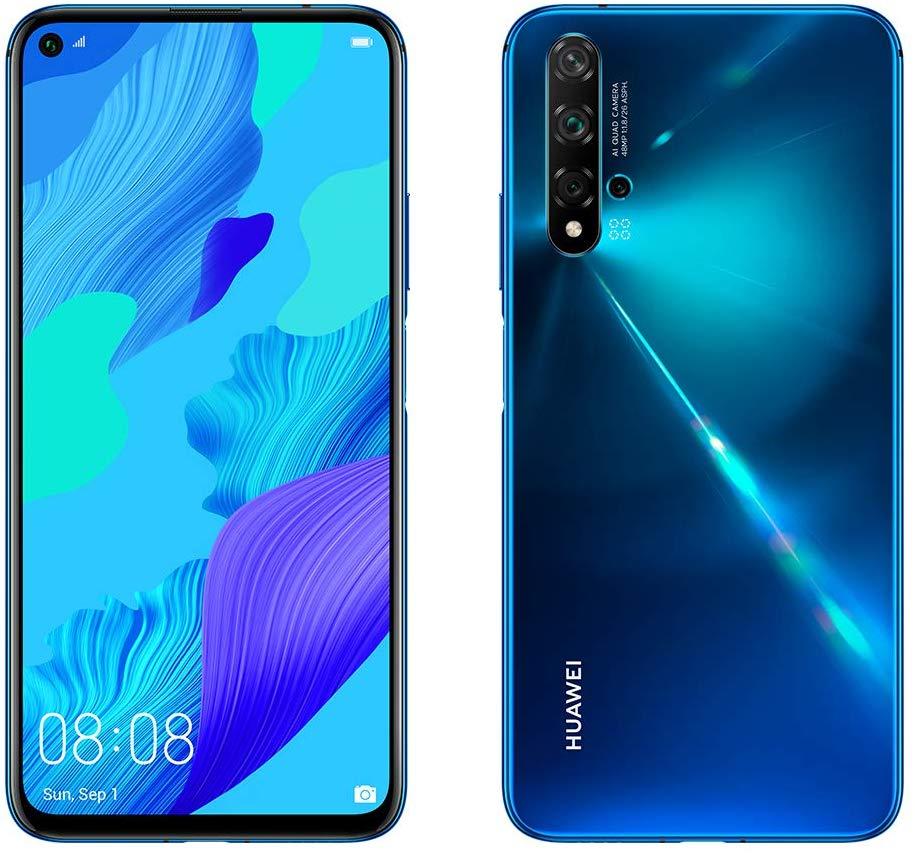 Mobile Phones Huawei Nova 5T 6GB 128GB Crush Blue