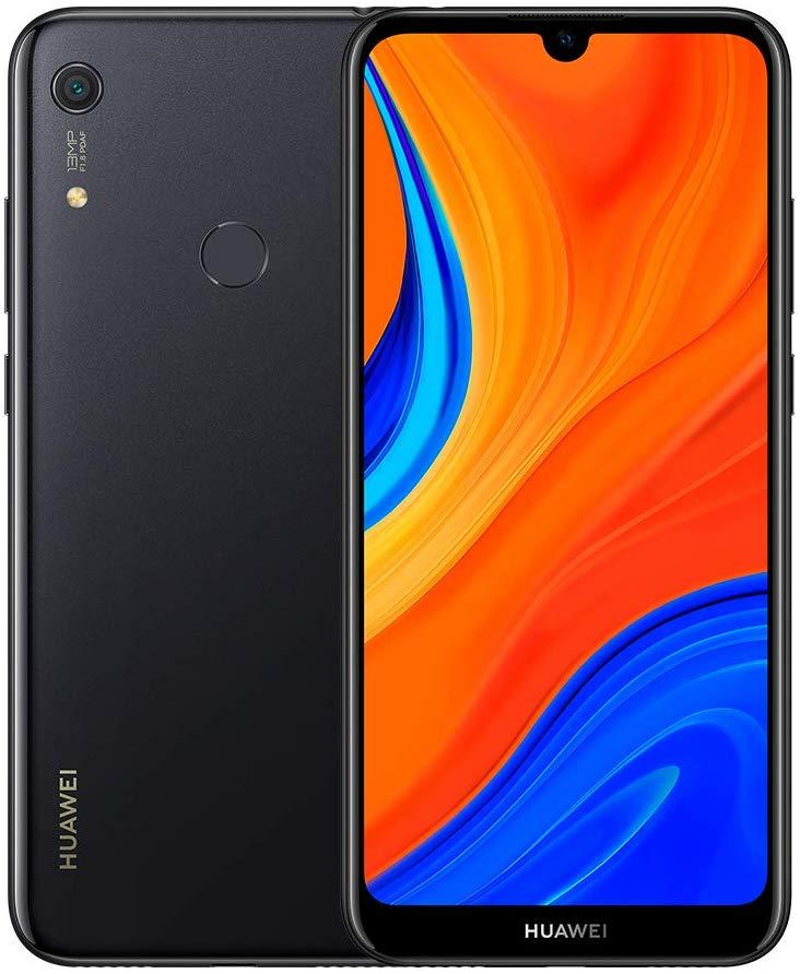 Mobile Phones Huawei Y6S Black