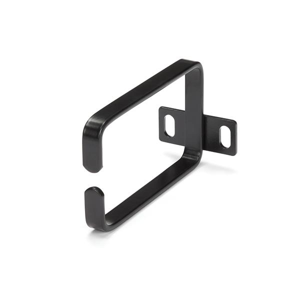 1U Vertical Server Rack Cable DRing Hook