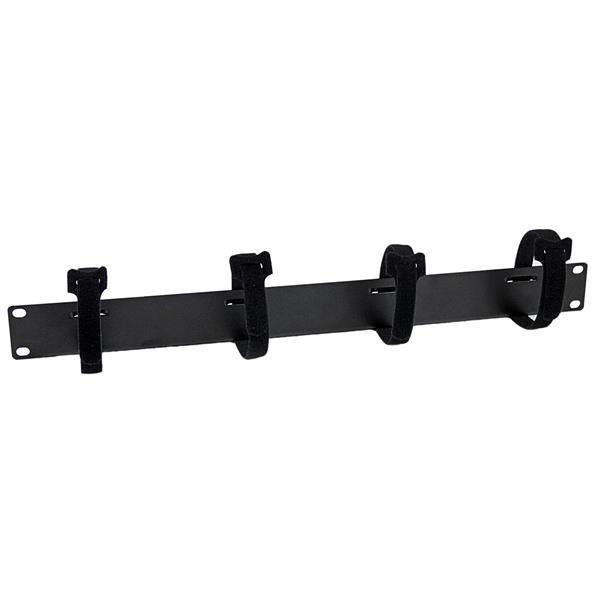 Cable Tidies 1U Velcro Horizontal Rack Cable Manager