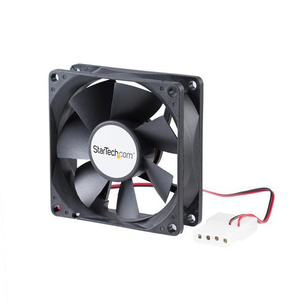 Bags & Cases 80x25mm DualBall Bearing PC Case Fan LP4