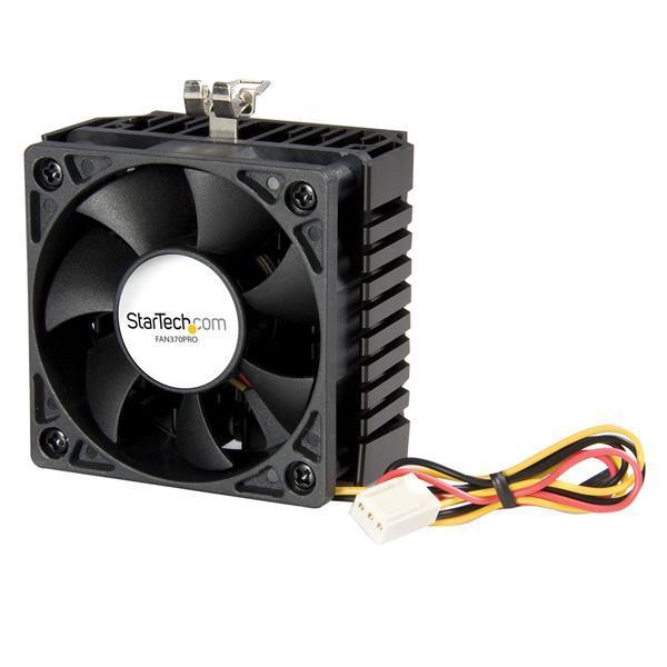 Hardware 65x60x45mm 7 370 CPU Cooler Fan TX3