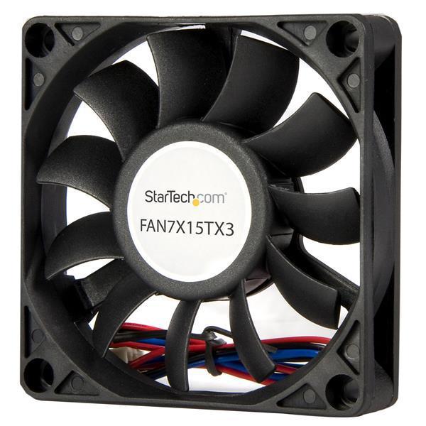 Hardware 70x15mm Ball Bearing PC Case Fan TX3