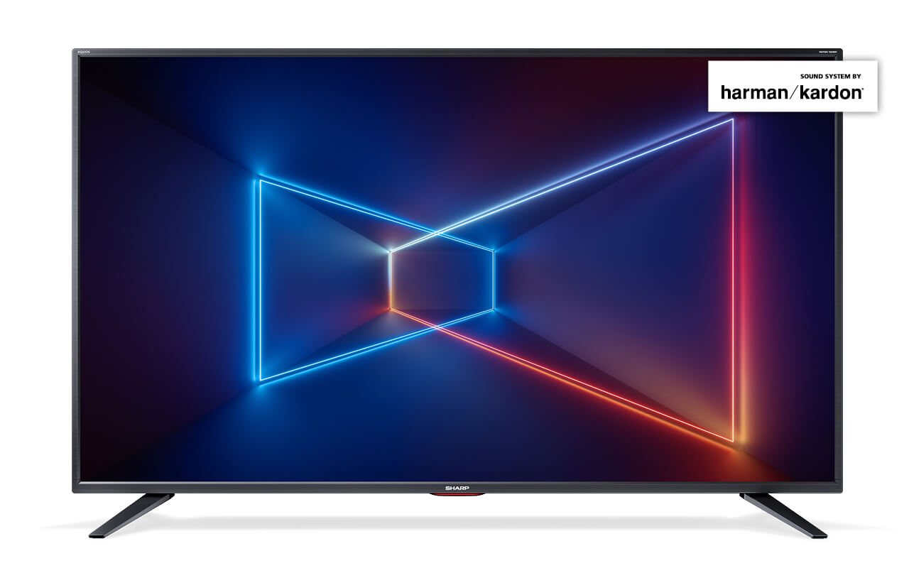 Televisions & Recorders Sharp 55in Smart 4K LED TV