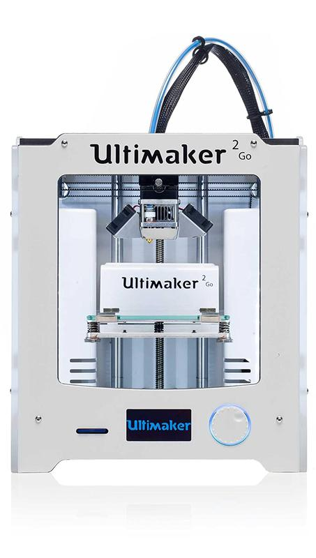 3D Printing Ultimaker 2 Go 3D Printer