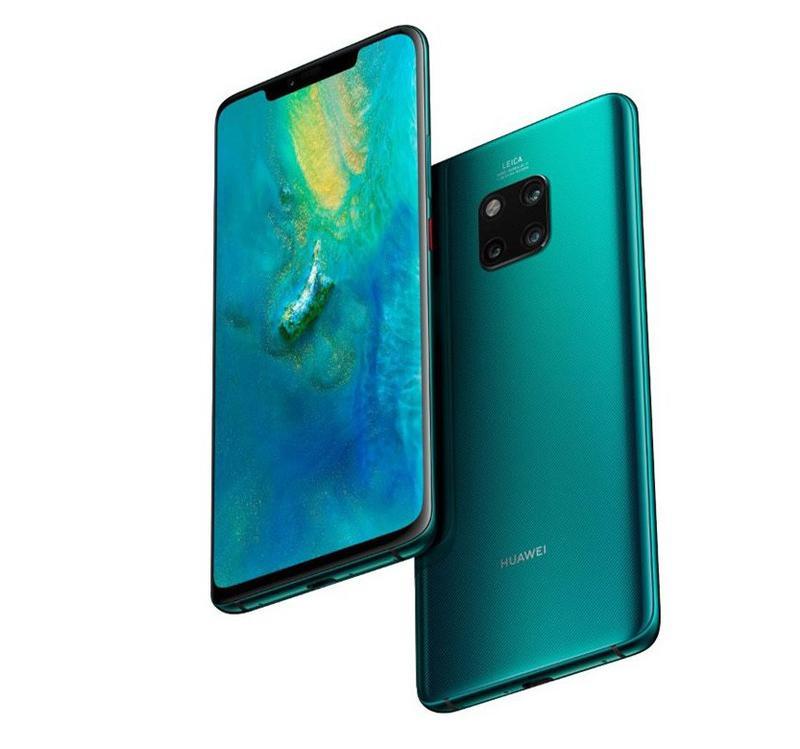 Mobile Phones Huawei Mate20 X 4G 128 GB Emerald Green