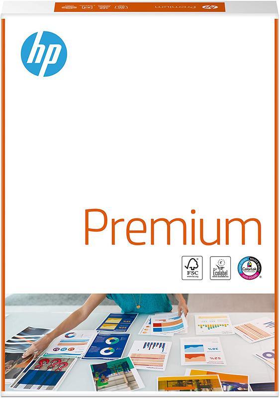 A3 HP Premium FSC Paper 100gsm A3 Ream 500 Sheets CHP862