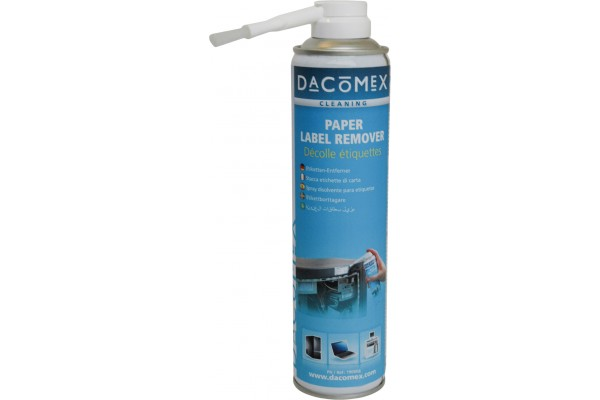 Cables & Adaptors 650ml Dacomex Paper Label Remover